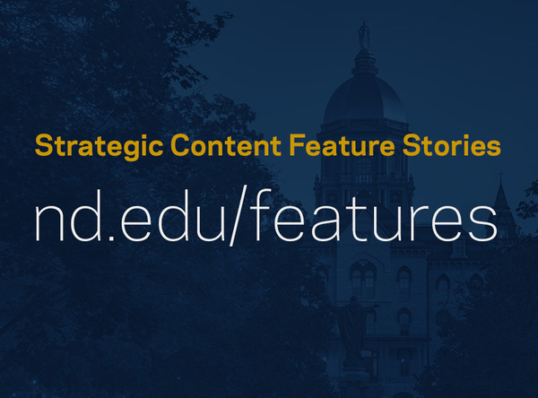 Strategic Content Feature Stories