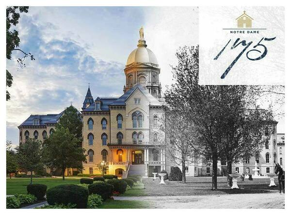 175 Years of Notre Dame